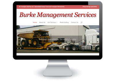 Burke Managment Services Transport