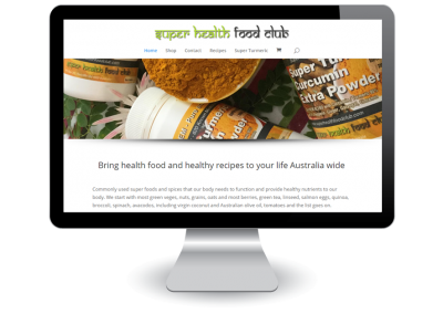 Super Health Food Club