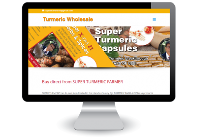 Turmeric Wholesale