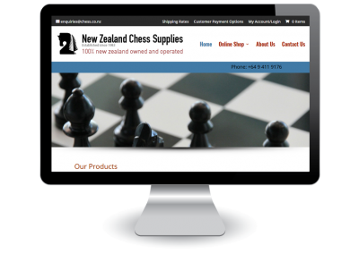NZ Chess Supplies